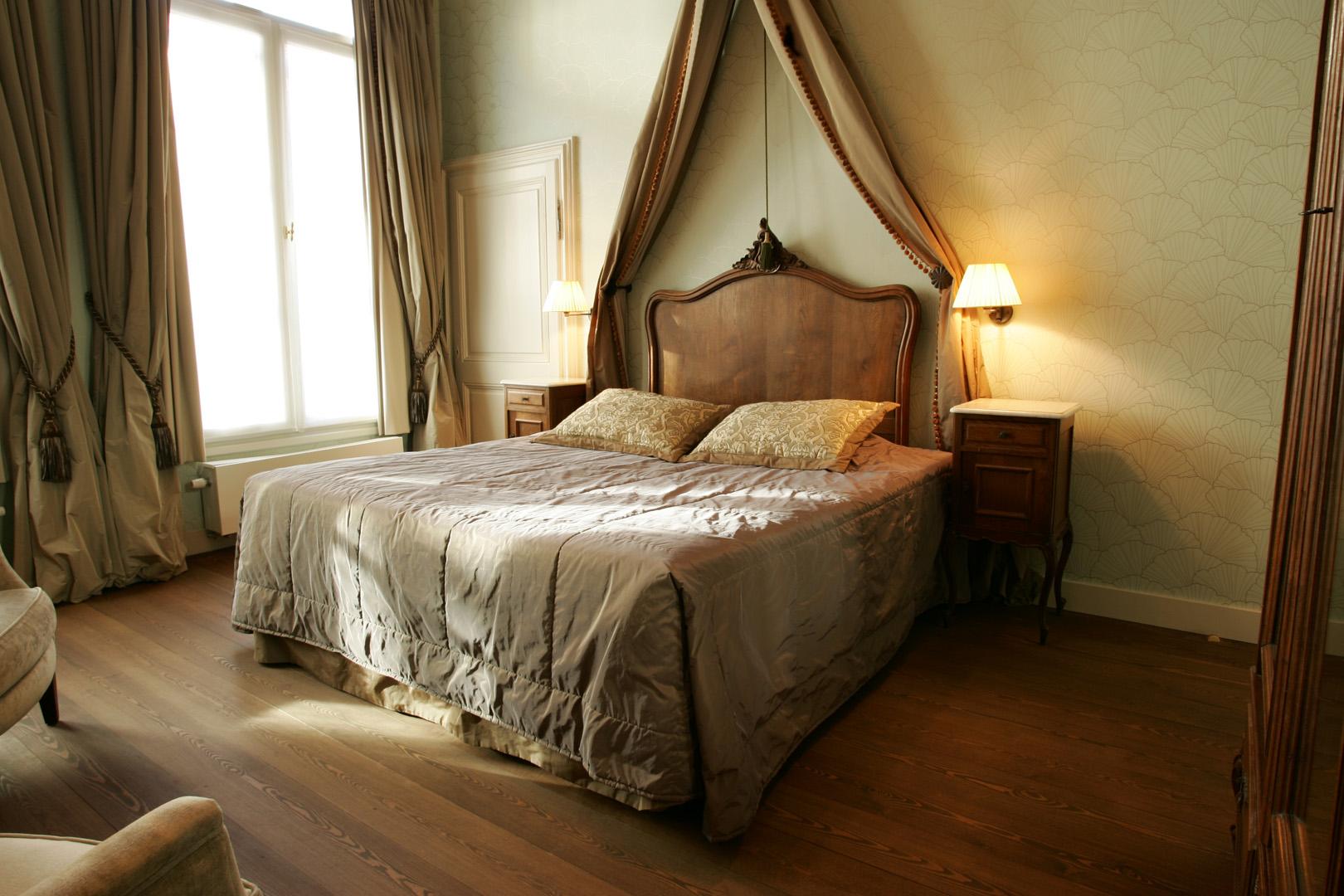 Deluxe kamer hotel jan brito brugge belgium